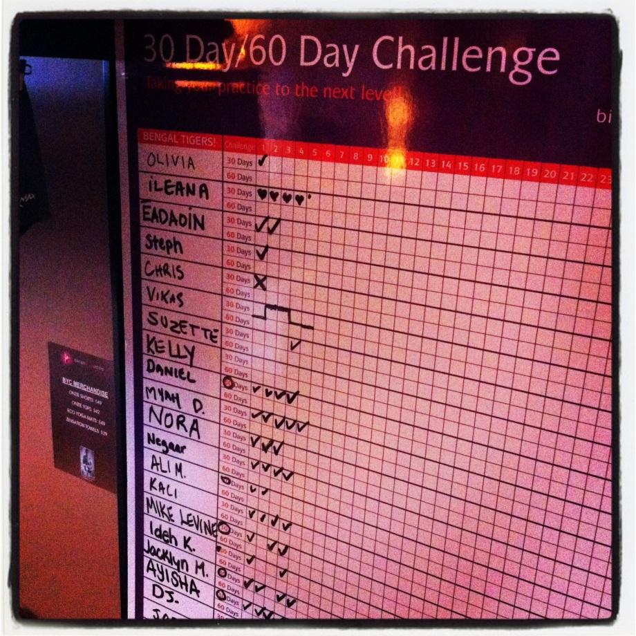 Day 5 - Check!