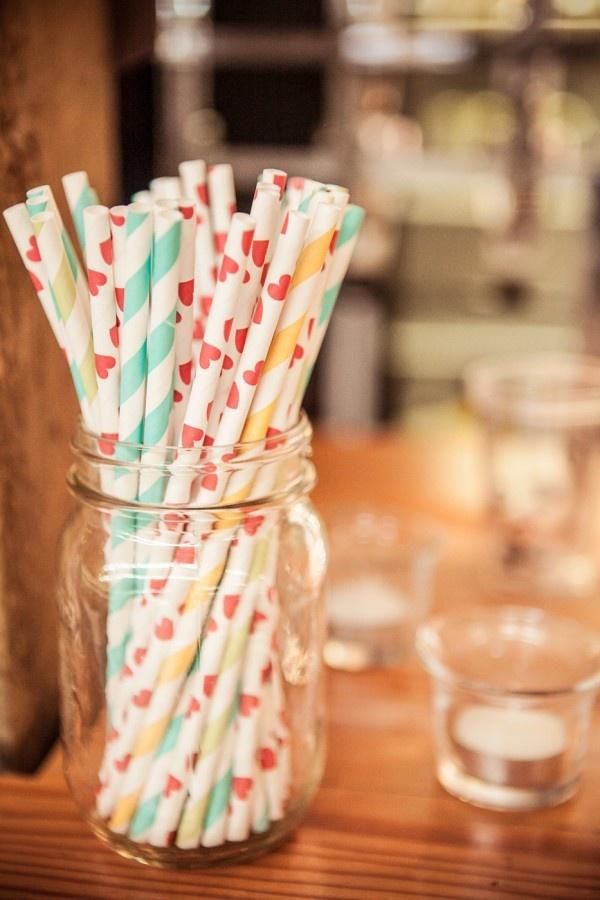 Fun straws!