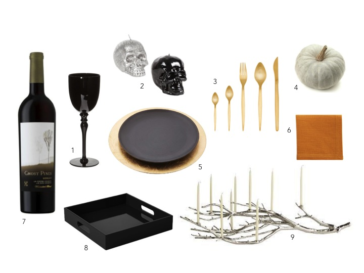 Halloween Hostess Must-Haves